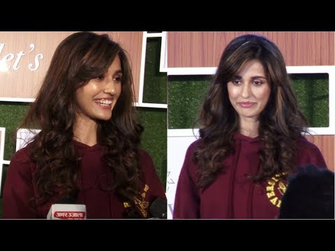 Disha Patani Unveils Newest Well Being At Westin Hotel And Resort
