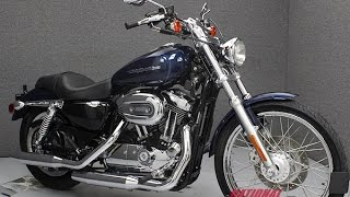 6. 2004  HARLEY DAVIDSON  XL1200C SPORTSTER 1200 CUSTOM  - National Powersports Distributors