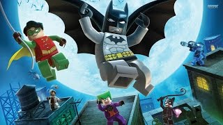 LEGO Batman All Cutscenes (Game Movie) 1080p HD