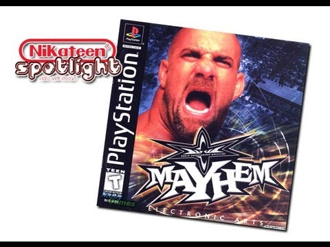 wcw nitro psx download