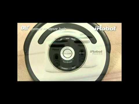 Roomba serii 600 i 500 PL
