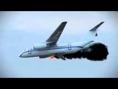 Ý tưởng mới của người NGA giúp bảo vệ hành khách khi máy bay gặp nạn :D