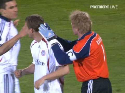 Bayern Munich 3 - 3 Getafe (Copa UEFA 2007)