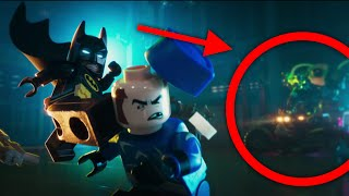 Here are all the secrets and Easter eggs that I could get from the first LEGO Batman Movie Teaser Trailer! In this video, it's a break down of the trailer fo...