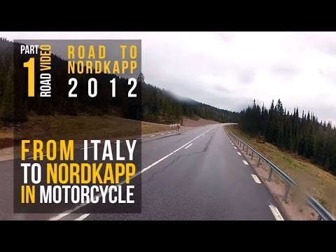Road to Nordkapp - part 1