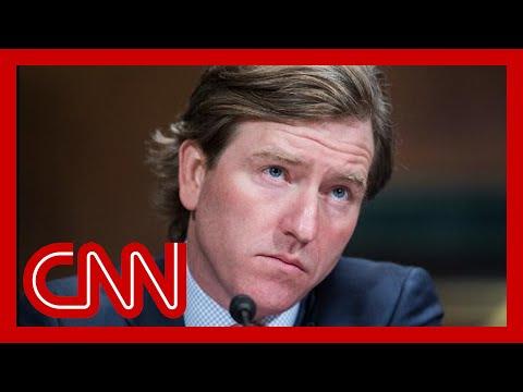 Trump fires DHS official Chris Krebs