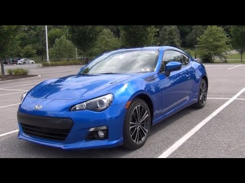 2013 Subaru BRZ Limited In Depth Tour, Engine Sound, Exterior and Interior