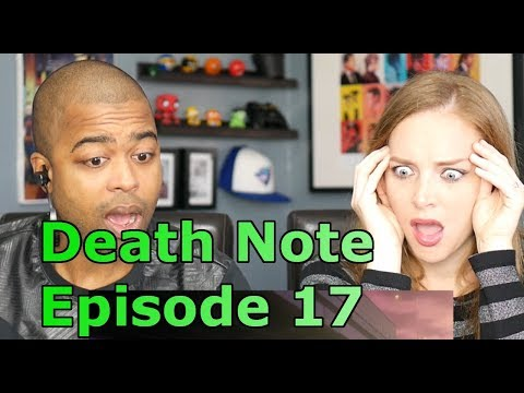 Death Note  Episode 17