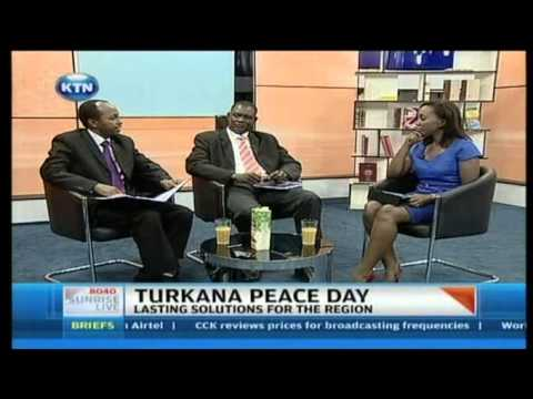 Sunrise Live - Finding lasting peace in Turkana