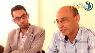 اشتوكة: مراسل هسبريس يقتسم تجربته الصحافية أمام رجال الاعلام بالمنطقة