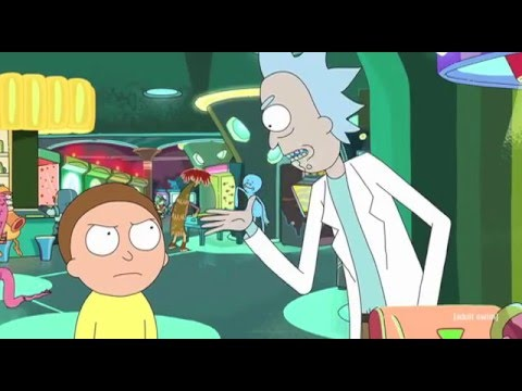 Rick and Morty Sing Kendrick Lamar s Swimming