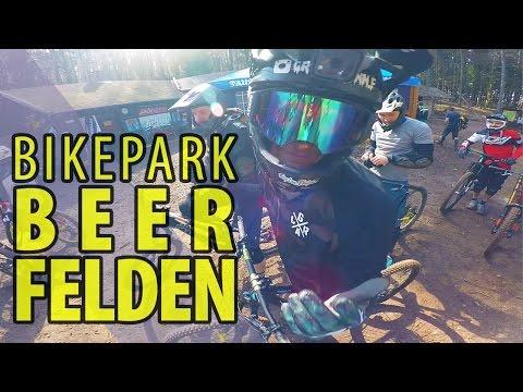 Vlog: Das erste Mal im Bikepark Beerfelden 2017 - MTB Freeride - ©Fabio Schäfer