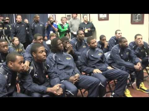 La Salle Men's Basketball Reaction to first tournament bid since 1992 - NCAA Tournament 2013
