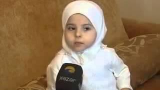 Anak Kecil Ajaib, Umur 3 Tahun Hafal Al Quran 360p Video