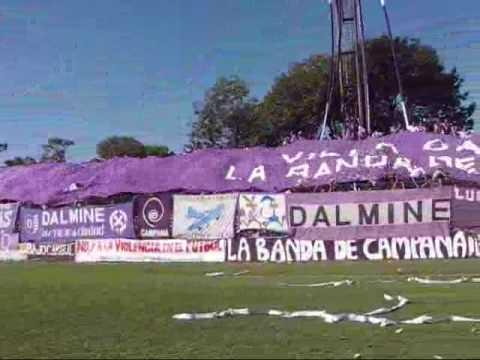 21/03/09 Villa Dálmine 2 - J.J. Urquiza 1 - La Banda de Campana - Villa Dálmine