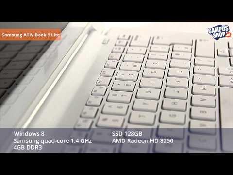 Samsung ATIV Book 9 Lite Touch - CampusShop