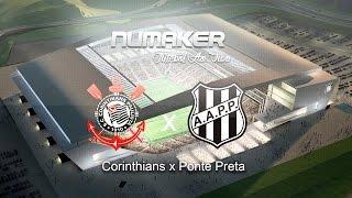 Assista Corinthians x Ponte Preta - 11/04 - HD AO VIVO Pelas Quartas de finais do campeonato paulista FICHA TÉCNICA...