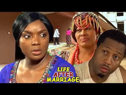 Life After Marriage 5&6 - Chioma Chukwuka 2018 Latest Nigerian Nollywood Movie/African Movie Full