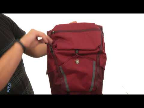 Victorinox Altmont Active Deluxe Rolltop Laptop Backpack SKU: 8963951