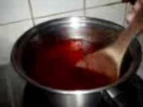 How to make Colorful Gelatin (Gulaman)
