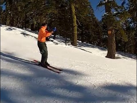 Trombone Alpine Skiing