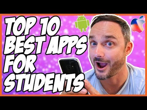 Top 10 Best Apps For Students!!! (2018)