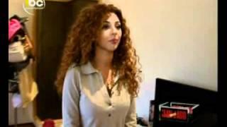 ميريام فارس ولقاء خاص من بيتها