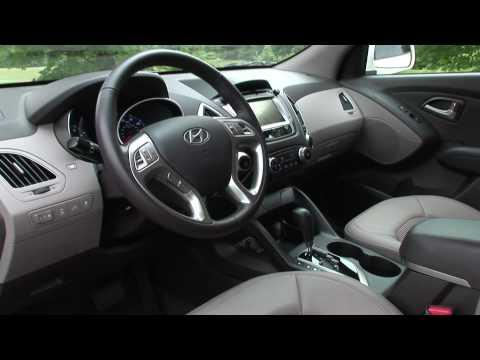 2010 Hyundai Tucson GLS AWD – Drive Time Review