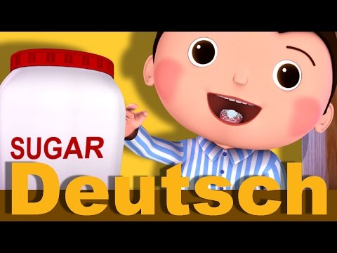 Johny, Johny Ja Papa | Kinderlieder | LittleBabyBum
