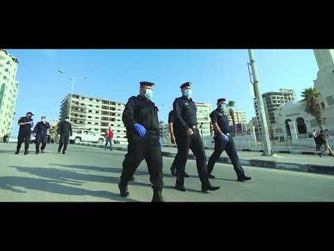 مدير الشرطة يتفقد انتشار قوات الشرطة البحرية ويطّلع على أحوال الصيادين