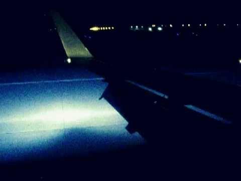 Continental Express ERJ-145 XR Landing in Queretaro