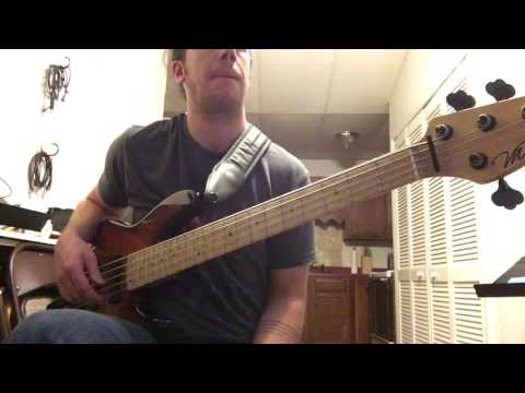 "John Inghram - Bass Solo from ""Mouna Bowa"""