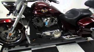 10. 2010 Victory Cross Roads - Used motorcycles for sale - Eden Prairie, MN