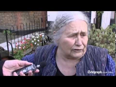 doris - The outspoken author Doris Lessing is distinctly underwhelmed as a reporter tells her she has won the Nobel Prize for Literature in 2007. The Nobel Prize-win...