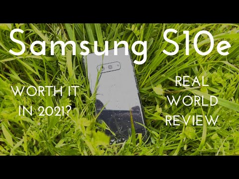 Samsung Galaxy S10e - Worth it in 2021? (Real World Review)