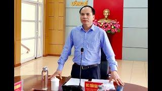 Hội nghị Ban thường vụ Thành ủy