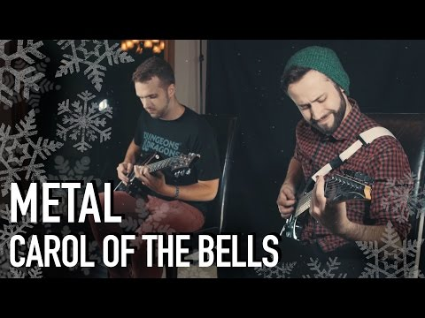 "Mykola Leontovych  ""Carol of the Bells"" Cover by Jonathan Young"