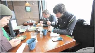 Sciaremag in Giappone con Arnaud e Aichner