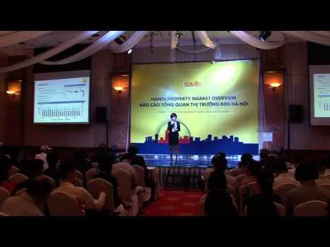 Tổng kết tình hình thị trường BĐS Hà Nội Q3/2014 – Savills QMR