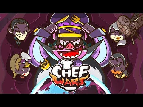Chef Wars - Food RPG Android Gameplay ᴴᴰ