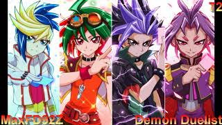 Download Lagu 遊☆戯☆王ARC-V 未発表Sound Duel - 72 悪魔のデュエリスト Mp3