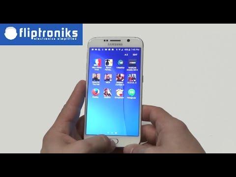 Descargar Samsung Galaxy S6: Hiding Preinstalled Apps – Fliptroniks.com para Celular  #Android
