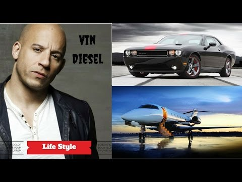 Vin Diesel Lifestyle | XXX |Vin Diesel Cars,House,Net Worth | The Fate Of The Furious | Top Sense