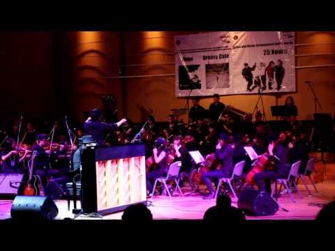 หมุน - Mahidol Philharmonic Pop Orchestra Feat Greasy Cafe