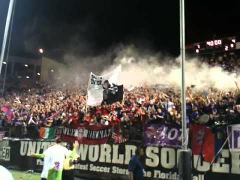Video - Orlando City Soccer Celebrates USL Pro Championship - Iron Lion Firm - Orlando City - Estados Unidos