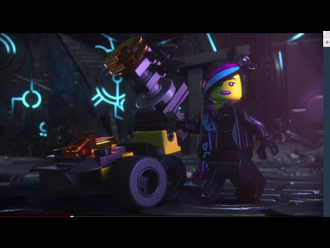midway arcade lego dimensions instructions
