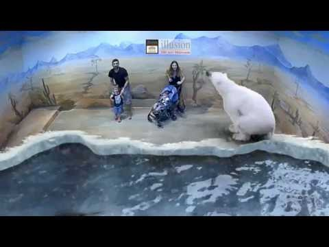 Illusion 3D Art Museum Kuala Lumpur - 01 - Air Land Sea