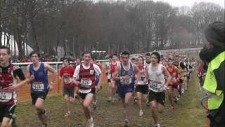 La Roche-sur-Yon France  city photo : Championnat France de cross Cadets La Roche sur Yon 2012