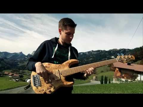 Jaco Pastorius - Continuum Bass Cover