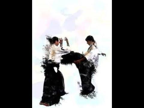 Aikido vs Wing Chun and Knife sparrr (спарринги и ножевые бои) 16.01.19